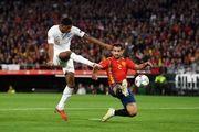 انگلیس3-اسپانیا0 ؛استرلینگ و راشفورد کار حریف را ساختند!