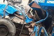 تصادف مرگبار نیسان آبی با کودک 8 ساله قمی