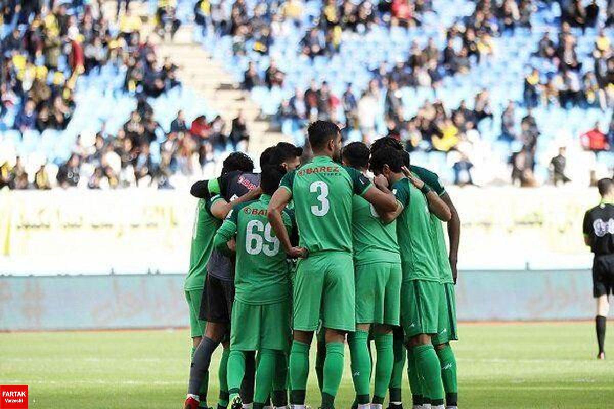 ورزشگاه ملت میزبان ذوب آهن اصفهان