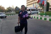 سرمربی مستعفی تراکتورسازی ایران را ترک کرد