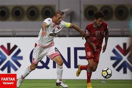 اطلاعیه فدراسیون فوتبال در رابطه با بازی پرسپولیس و الدحیل+نامه
