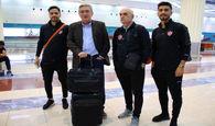 برانکو ایوانکوویچ صبح امروز وارد تهران شد