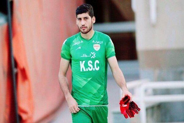 دروازهبان فولاد خوزستان قراردادش را تمدید کرد