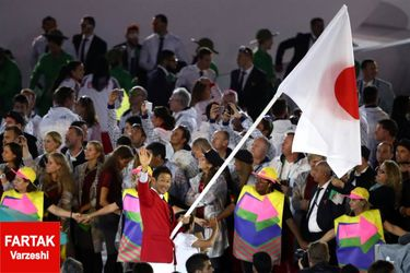 گزارش تصویری : مراسم افتتاحیه المپیک ریو ۲۰۱۶