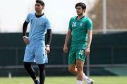 برگزاری آخرین تمرین تیم ملی قبل از بازی با سوریه/ تست کرونای ملی پوشان منفی شد