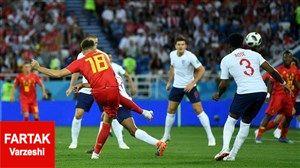 به 5 دلیل بازی نهایی انگلستان در جام جهانی را نگاه کنید