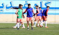 تمرینات تیم فوتبال بادران به دلیل تعطیلی مسابقات تعطیل شد