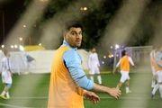 محمدی مهر: یک سال این درد را به دوش کشیدم