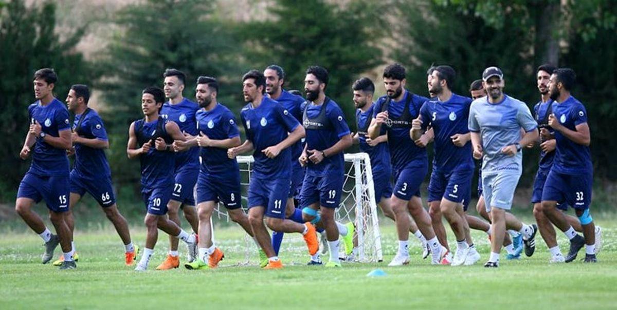 دانشگر و یزدانی در اردوی استقلال/لیست 20 بازیکن برای دیدار با سپاهان