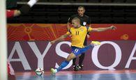 بازیکن برزیل آقای گل جام جهانی فوتسال شد