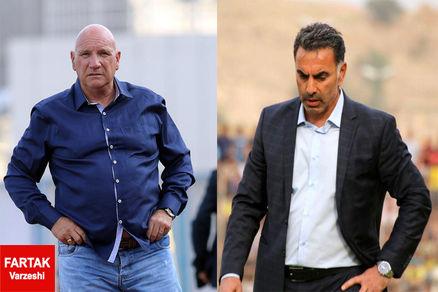 تقابل محمود فکری و وینگو بگوویچ؛ به دنبال دومین پیروزی در بندر