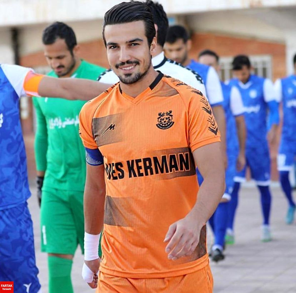 حسین حیدری از مس کرمان جدا شد