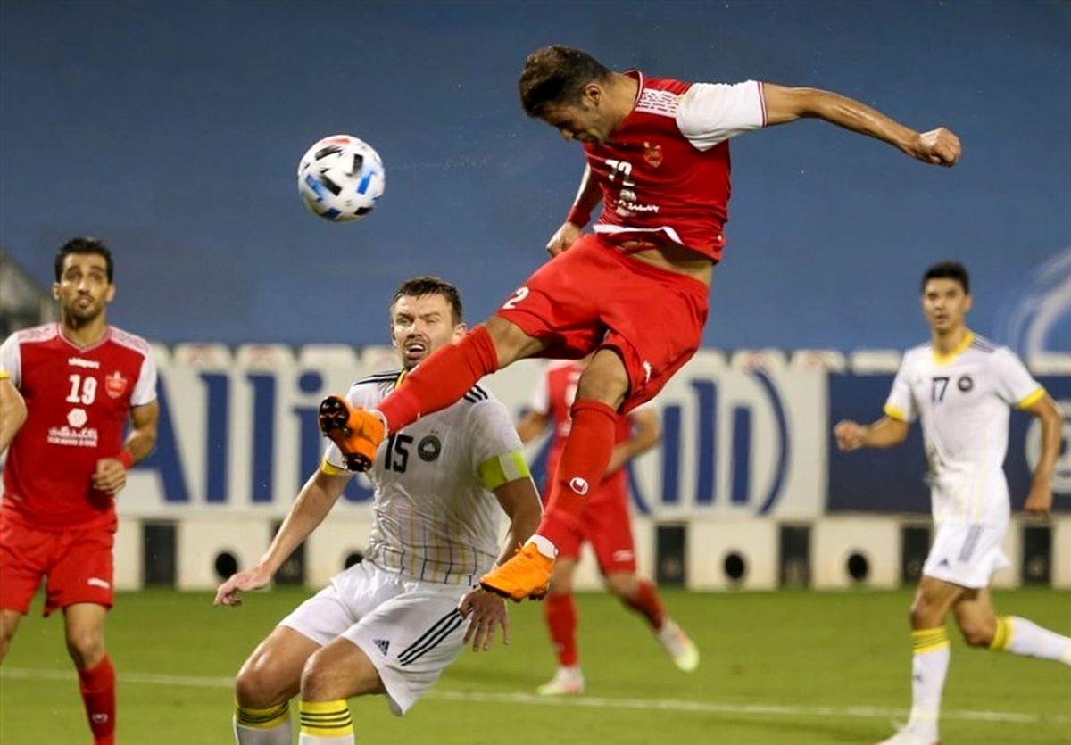 پرسپولیس یک سر و گردن از همه تیمهای آسیایی بالاتر است