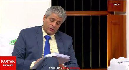 پرسپولیسی سابق با ظاهری جالب در تلویزیون قطر