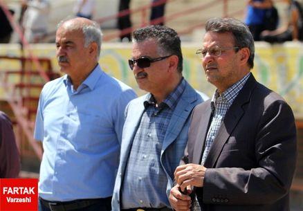 عقد پیمان خواهر خواندگی بین دو باشگاه تراکتورسازی تبریز و روبین کازان