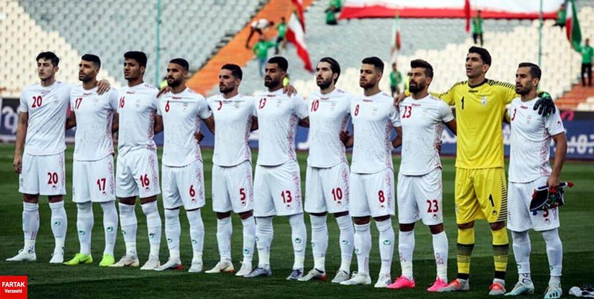 ترکیب تیم ملی فوتبال ایران برای بازی با هنگ کنگ مشخص شد