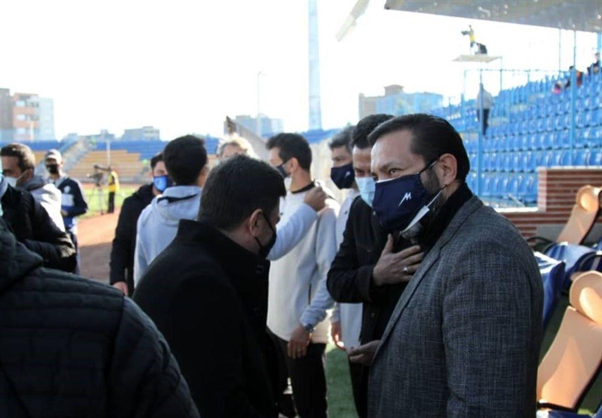 مدیرروستا: بازیکنان مزد زحماتشان را گرفتند