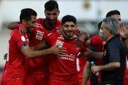 لیگ برتر فوتبال| پرسپولیس با شکست نساجی صدرنشین شد/ فرصتسوزیهای ادامهدار شاگردان گلمحمدی