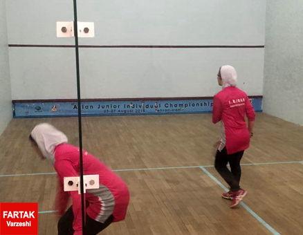 پایان کار اسکواش ایران در رقابتهای جهانی/ نارضایتی زارعیان از داوری مسابقات