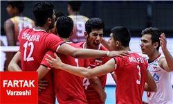 سهمیه جهانی در دست والیبال ایران