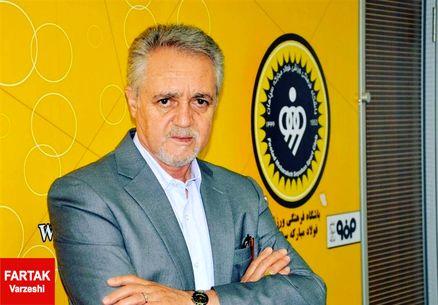 واکنش مدیرعامل باشگاه سپاهان به استعفای قلعه نویی