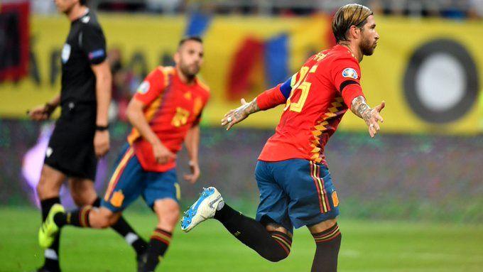 راموس صاحب رکورد بیشترین بازی ملی