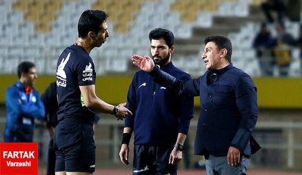 امیر قلعه نویی: از احضارم به کمیته اخلاق خوشحالم
