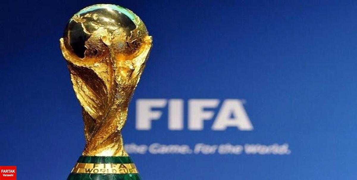جام جهانی هر 2 سال برگزار میشود؟