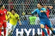 تهدید مرگ بازیکنان کلمبیا بخاطر کم کاری مقابل انگلیس