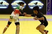 مسابقات قهرمانی کبدی جوانان جهان / تیم ملی ایران راهی نیمه نهایی شد