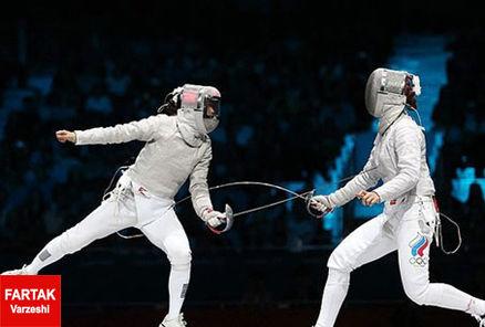 شکست پاکدامن مقابل حریف آلمانی/ نماینده دوم سابر ایران از المپیک حذف شد