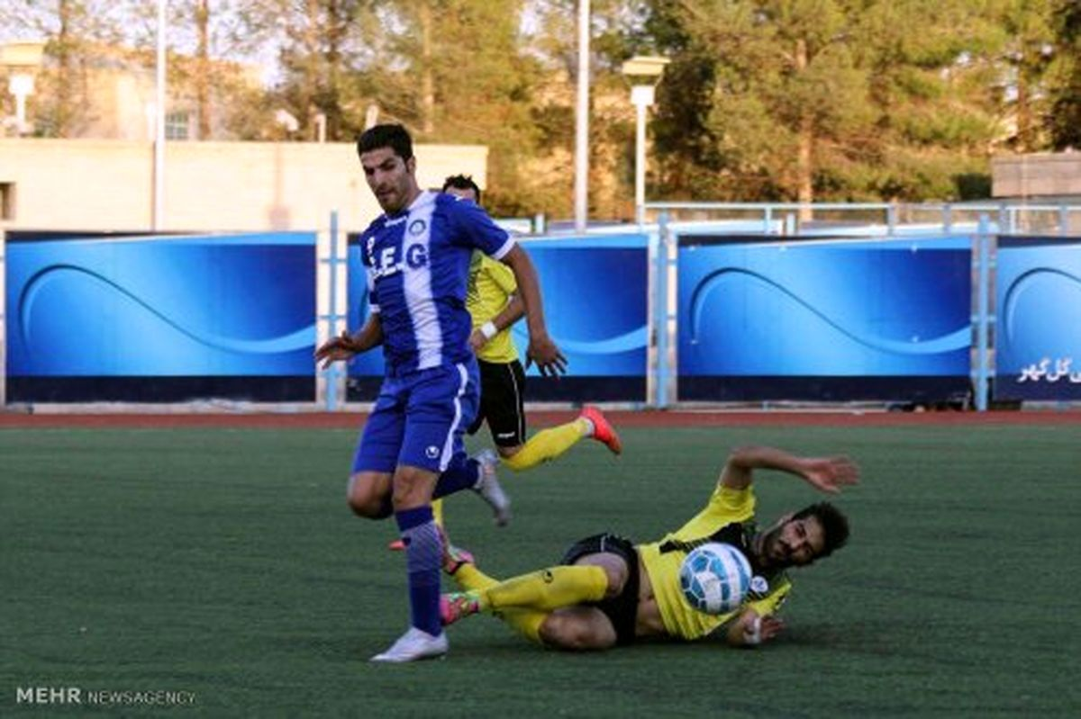 دو تیم لیگ یکی از رقابت های جام حذفی انصراف دادند