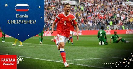ثبت نخستین رکورد در جام جهانی 2018