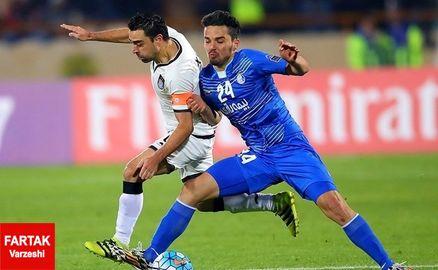 نورافکن: استقلال جای هر بازیکنی نیست