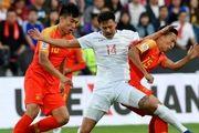 جام ملت های آسیا| چین دومین تیم صعود کننده