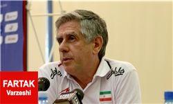 لوزانو: میتوانیم در جمع 4 تیم برتر المپیک باشیم/ تمام تیمها مدعی هستند