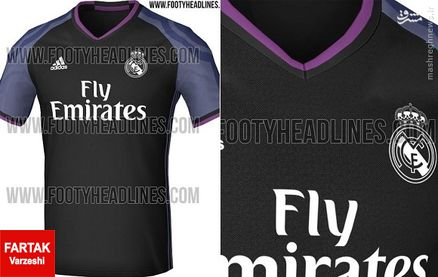 عکس/پیراهن جدید بارسلونا و رئالمادرید