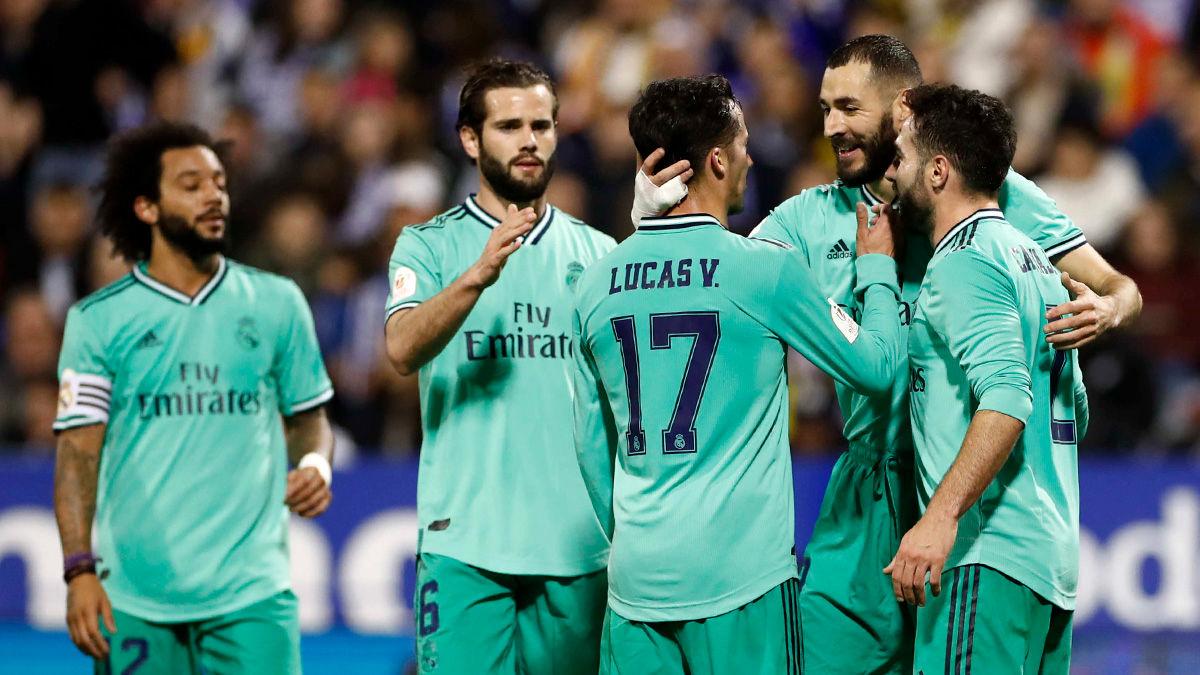 فاصله زیاد رئال مادرید از بارسلونا / کهکشانی ها بهترین تیم لالیگایی!