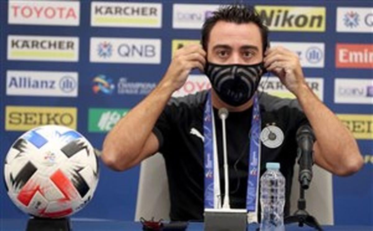 ژاوی: این یک فینال مقابل بهترین تیم ایران خواهد بود/ بازی با پرسپولیس پرشورترین بازی عمرم است