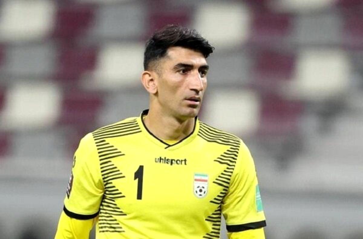 جزئیات بازگشت علیرضا بیرانوند به اروپا پس از بازی تیم ملی