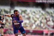 احسان حدادی در المپیک توکیو بیست و ششم شد