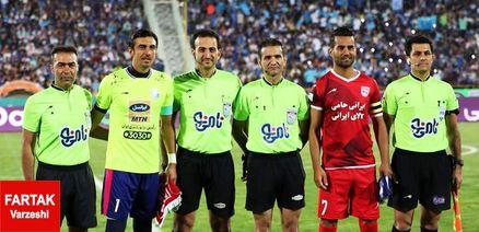رئیس هیئت فوتبال استان تهران از میزبانی استقلال انتقاد کرد