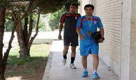 سرمربی تیم ملی فوتسال کرونا گرفت