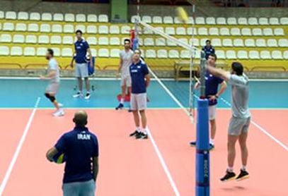 جوانگرایی کولاکوویچ در تیم ملی والیبال + فیلم
