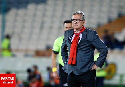 سرمربی سابق قرمزها با تیم ملی تمام کرده است!