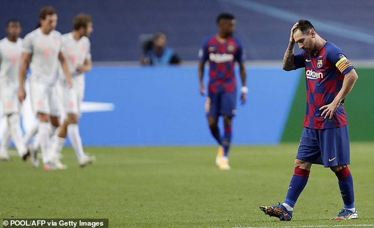 فقط یک باشگاه توانایی جذب لیونل مسی را دارد