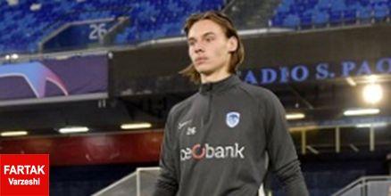 دروازهبان خنک جوانترین سنگربان تاریخ لیگ قهرمانان اروپا