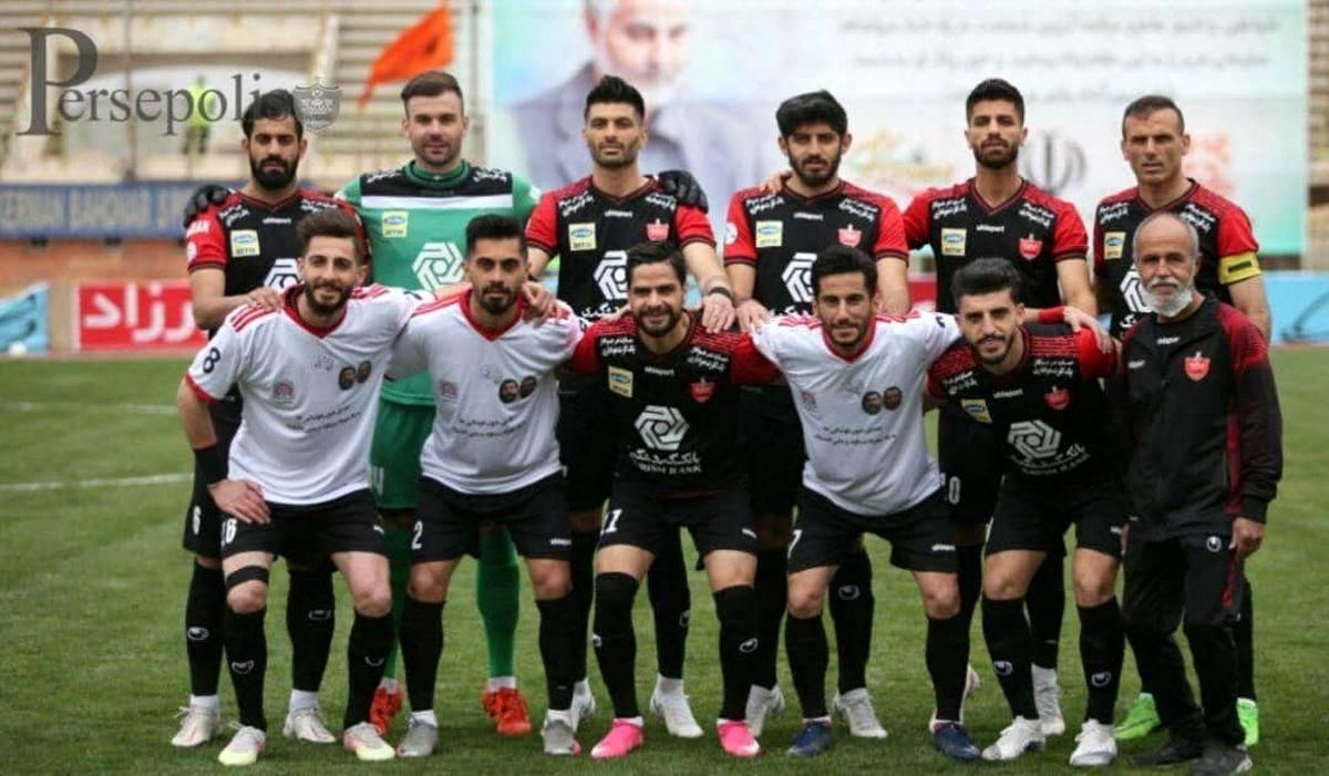 قرمز های پایتخت و گام محکم در جام حذفی