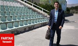 آذری با دلخوری ورزشگاه فولادشهر را ترک کرد!