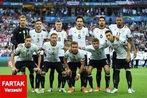 رکورد عجیب تیم ملی فوتبال آلمان و اسپانیا
